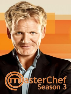 Master Chef  i like the show and all but it's sad when someone leaves....espicially if you have been cheering them on :0