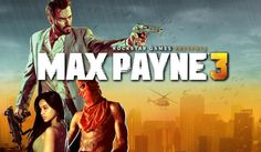 Max Payne 3 Free Download PC Games