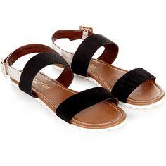 Monsoon Erin Strap Sandals