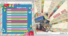 The latest digital scrapbooking news, challenges, freebies and inspirational stuff from your favorite SWEET spot! Bingo, Shadow Box, Digital Scrapbooking, Archive, Challenges, How To Plan, Feelings, Summer, Life