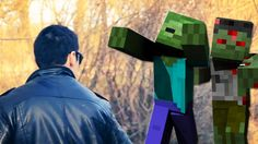 Minecraft in real life | Clenrock.com