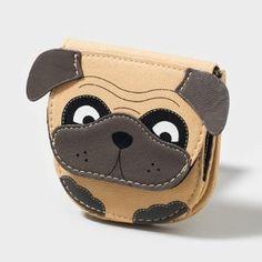 Pug Pup Wallet review   buy, shop with friends, sale   Kaboodle
