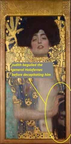 Erotica And Perversion In ,,Judith And Thе Hеаd Of Holofеrnеs,, By Gustav Klimt - PINACOTHECA Gustav Klimt, Erotica, Contemporary Art, Poster, Billboard, Modern Art, Contemporary Artwork