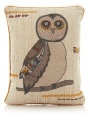 George Home Owl Cushion 30x40cm