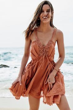 Hot Hot Hot Mini Dress | Free People