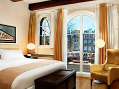 13 Best Upscale Hotels In Amsterdam Find A Special Place To Stay