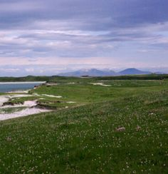 Across the Machair to South Uist from Balranald, North Uist Outer Hebrides, Seasons, Mountains, Nature, Flowers, Pictures, Travel, Photos, Naturaleza