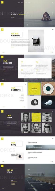 Antica — Multipurpose Business Agency/Personal Portfolio: