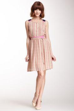 Pleated Bodice Dress on HauteLook