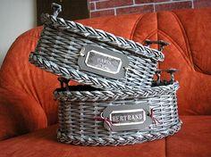 Košíky z papíru :)
