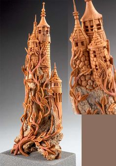 Dayton Carvers - Artistry In Wood Competition More Pins Like This At FOSTERGINGER @ Pinterest
