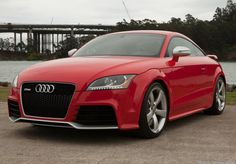 The 2013 Audi TT RS could be a brilliant sports car, but the 6-year-old TT generation on which it is based means outdated cabin tech and some inferior tuning.