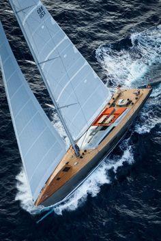 Baltic 115 Nikata Sailing Yacht