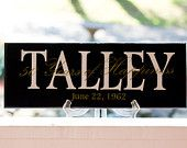 25th Wedding Anniversary or 50th Wedding Anniversary Wood Sign, Personalized Family Last Name with Saying Overlay and Established Date