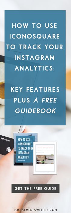 Learn how to use the all new Iconosquare to track and measure your Instagram analytics. Includes the key features in the all new Iconosquare plus a free guidebook for your download.