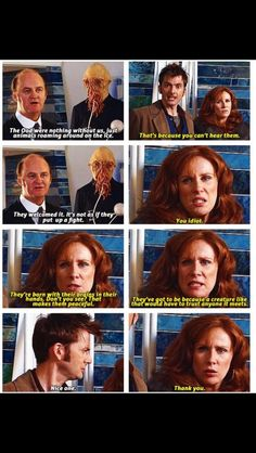 I have so much love for Donna Noble