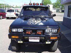 Nissan 720 Pickup 4x4 Nissan Pickup Truck, Nissan 4x4, Nissan Trucks, Pickup Trucks, Pick Up Nissan, Datsun Car, Minis, Cars, Vehicles