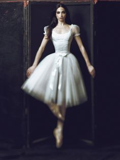 Ballet by Kikala by Mamuka Kikalishvili, via Behance