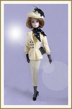 OOAK FASHION FROM ** FRANCE ** fits Fashion Royalty Silkstone Barbie | eBay