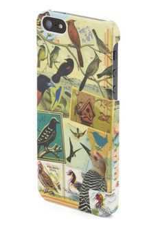 Bird Call of the Wild iPhone 5 Case, #ModCloth