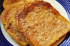 The Disney Chef: Puffed French Toast