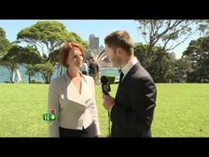 On the eve of the 2012 Pink Test, the Aussie Cricket Team got invited to Kirribilli house for tea with Prime Minister Julia Gillard, and Michael Clarke got the chance to ask her a few questions for Cricket Australia TV.