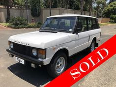 Range Rover Classic, Air Conditioning System, E Type, Four Wheel Drive, Cars And Motorcycles, Cars For Sale, Vintage Cars, Classic Cars, Two By Two