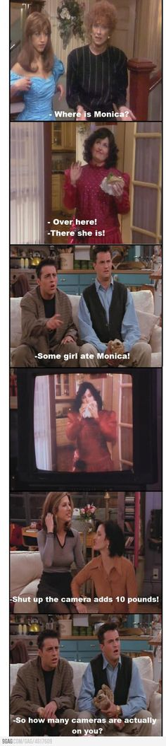 Funny friends moments chandler bing Ideas for 2019 Friends Tv Show, Tv: Friends, Serie Friends, Friends Moments, I Love My Friends, Friends Forever, Monica Friends, Laughter Friends, Chandler Friends