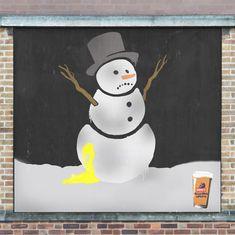 "Read more: https://www.luerzersarchive.com/en/magazine/print-detail/bankss-beer-66613.html Banks's Beer Urban graffiti campaign for Banks's brewery ""sprayed"" onto a disused office block in Wolverhampton, turning it into the UK's biggest advent calendar featuring 25 original artworks. Tags: Big Al's Creative Emporium,Martin Gillan,Richard Pursey,Banks's Beer,Tom Burnay,Stefan Jones"
