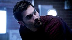 """Jesus, if he raises those brows one more time, I might just... 