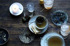 BELLOCQ TEA - by Anna Williams