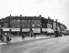 Five Elms Dagenham, wow! how things have changed...