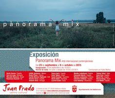 KATIA MUÑOZ : PANORAMA MIX 2015  >> VALDEMORO / MADRID Madrid, Exhibitions, News, Italia, Art