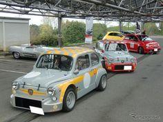 FIAT ABARTH 1000TCR