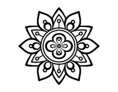 Tattoo Mandala Lotus Flower Coloring Pages 37 Super Ideas Mandalas Drawing, Mandala Painting, Dot Painting, Pattern Dots, Mandala Pattern, Trendy Tattoos, Small Tattoos, Cool Tattoos, Tatoos