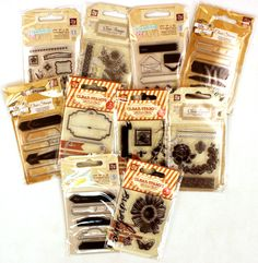 GIANT STAMP PACK FROM PRIMA.  $6.99 regularly $22 at www.peachycheap.com!