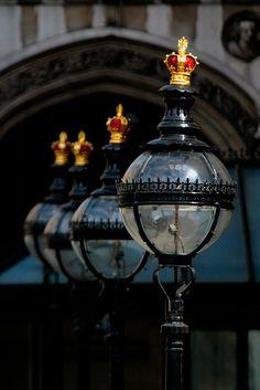 Palace Lamps, London, UK