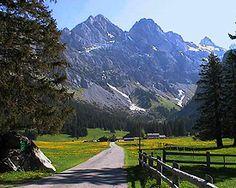 Tour des Alpes Vaudoises - Etape 7, Villars-sur-Ollon–Gryon - Schweiz Mobil - Wanderland