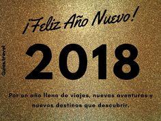 #FelizAñoNuevo! #Feliz2018 Brindamos por un nuevo año lleno de #viajes, #aventuras, #planes y nuevos destinos que #visitar. http://www.guias.travel/
