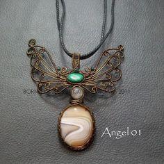 Angels, Thank you Lisa Barth! ^^ | JewelryLessons.com