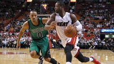 Dwyane Wade, Heat bring out the best in Avery Bradley