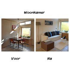 Verkoopstyling on pinterest van met and tes - Huis voor na ...