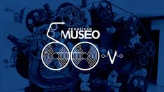 Logo design project for celebrating 50 year old The museum of Technology. Susa, 50 Years Old, Technology Logo, Design Projects, Logo Design, Behance, Neon Signs, Logos, Museums