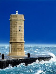 Senj Breakwater #Light - #Croatia    http://dennisharper.lnf.com/