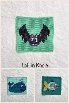 Grids for Kids! V-X — Left in Knots  #crochet #crochetforkids #crochettoy #crochetblock #crochetcrossstitch #babycrochet #freepattern