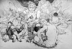 Hunter Anime, Hunter X Hunter, Buy Milk, Linnet, Kuroko, Drawing Reference, Google Images, Pop Culture, Pop Surrealism