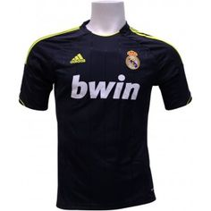 Camiseta Oficial Segunda Equipación del Real Madrid 2012 - 2013. Comprar camiseta del real Madrid con buenas ofertas y descuentos en productos oficiales del real Madrid.