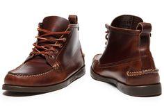 Beacon Brown Oil Boot