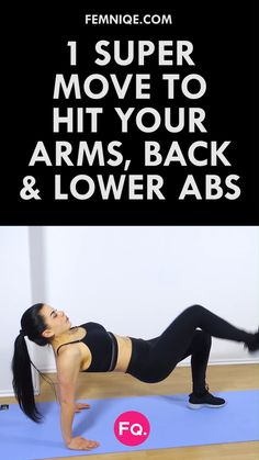 Use this compound move to hit every area of you upper and midsection. Do this routine to shred upper body fat. The post Use this compound move to hit every area of you upper and midsection. Do this ro appeared first on fitness. Fitness Motivation, Fitness Workouts, At Home Workouts, Best Home Exercises, Back Fat Exercises At Home, Glute Workouts, Fitness Hacks, Training Exercises, Chest Workouts