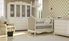Provence Baby Room